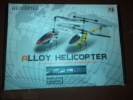 Вертолет Hellicopter Alloy Helicopter 3D 3CH