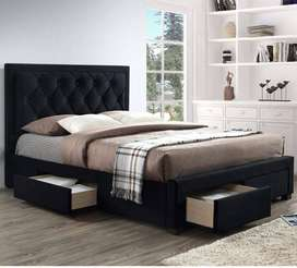 Amazing Sleigh Beds, Cash on delivery