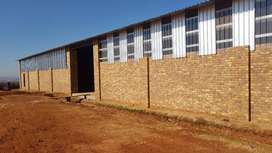We Manufacture and Erect all types of Steel Structures