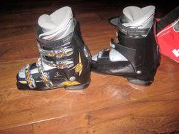buty narciarskie raz ubrane