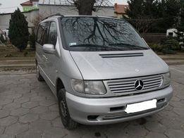 Разборка Мерседес вито 638 (Авторазборка Mercedes V W638)