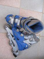 Роликовые коньки Размер 39-42