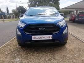 2019   Ford   Eco-sport  1.5 TDCI  Ambiente