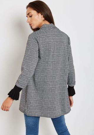 Стильный кардиган в клетку (пиджак) Одесса - изображение 3