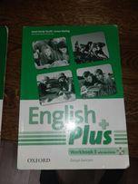 English Plus -3 klasa gimnazjum-książka i ćwiczenia