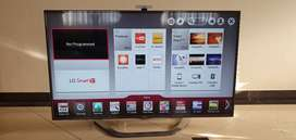 "LG 55"" CINEMA 3D Smart TV LA6210 with camera (used, good condition)"