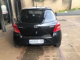 Pre owned Toyota Yaris T1 2006 mode