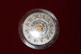 Серебряная монета Либерия 2008 серебро 1 кг 999,99 Апостолы