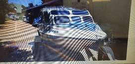 Z craft boat with 115 Suzuki motor