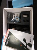 Электронная сигарета Mini SuBox голубая