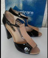 Босоножки кожаные Welfare. Женская обувь