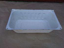 Лоток эмалированный, ванночка эмалированная, резервуар эмалированный