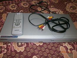 DVD проигрыватель SAMSUNG P142 на запчасти, не открывается дисковвод