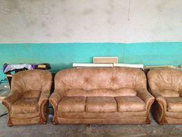 Ремонт и перетяжка мягкой мебели Павлоград