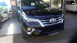 Clean Toyota 2.8 GD6 SUV
