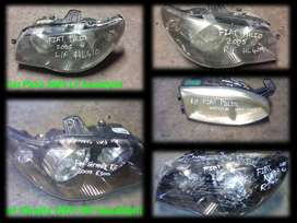 Fiat headlights for sale.