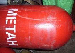 ГБО баллон метан 56л