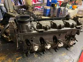 CYLINDER HEADS TAKEN INTO STOCK