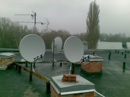 Спутниковые , эфирные антенны, Т-2.Ремонт,настройка,установка.
