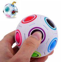 Развивающий шар Орбо Magic радужный шар мячик