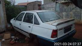 Non running Opel Monza with papers
