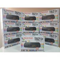 Тюнер Т2 World Vision T62D приставка ресивер декодер DVB-T2 Гарантия