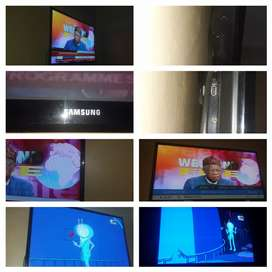 55 inch SAMSUNG TV for sale