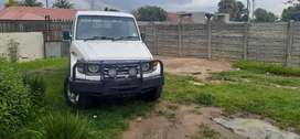 Toyota landcruiser 4x4 with nice interior price for R250000 nogetiable