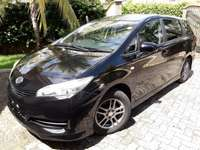 Choices of Black n Silver Toyota Wish 2010 KCP number 0