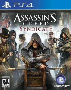 Wanted: ps4 games