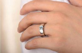 nowy pierścionek
