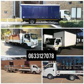 Affordable and reliable Bakkies and Trucks for hire
