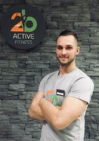 Trener personalny, Fizjoterapeuta - 2b Active Fitness