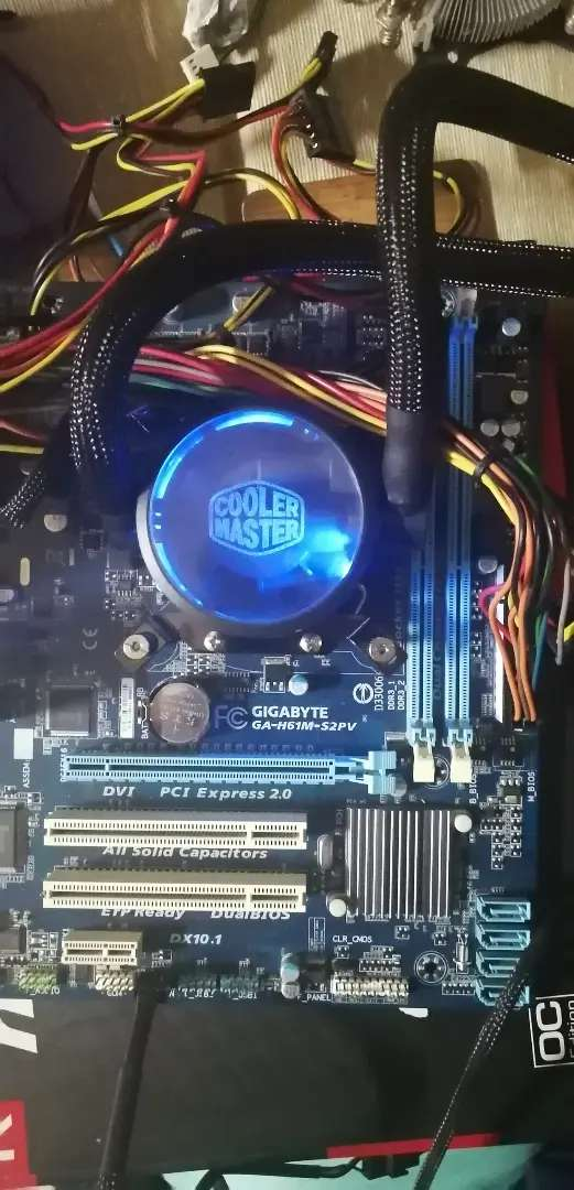 240mm liquid cpu cooler 0