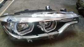 BMW F30 LED headlights
