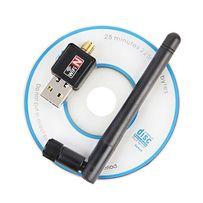 Беспроводной USB WiFi адаптер, Сетевая карта, Роутер, Mediatek MT7601