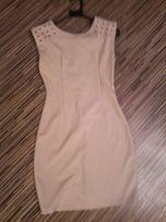 Sukienka L jednak wypada troszke mniejsza.