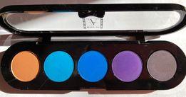 Палетка из 5 оттенков теней Makeup Atelier
