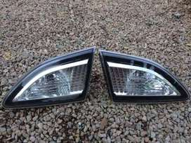 Mazda 3 trunk/bootlid lamps