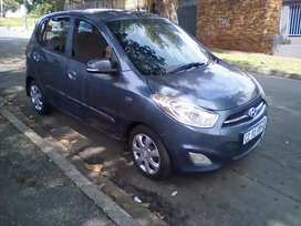 2014 Hyundai i10, 76,000km, manual, engine 1.2
