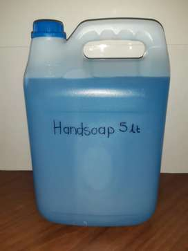 New Liquid Hand Soap 5L