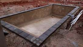 New pools, repairs, heat pump installation and paving