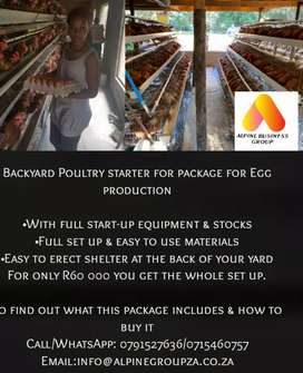 Egg Production package