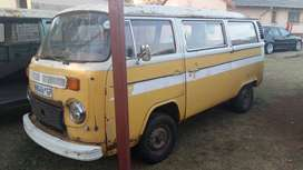 1978 vw kombi baywindow bus