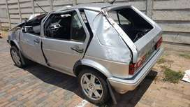VW CITI ROX 1.6i STRIPING FOR SPARES