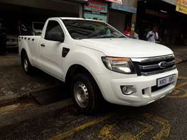 2014 FORD RANGER SINGLE CAB MANUAL