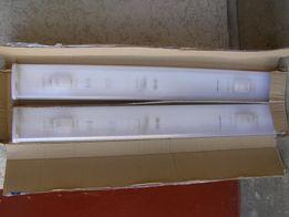 Продам новий люмінесцентний світильник. Виробник Люмен. Прозорий.
