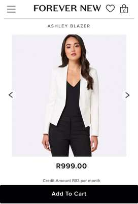 Forever New Ashley Blazer