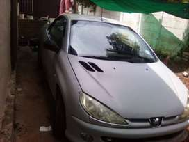 Peugeot 206cc needs minor tlc must go by sunday