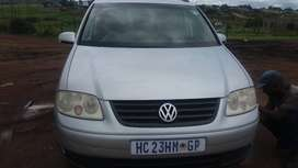Vw touran 1.9 tdi for sale in mtubatuba